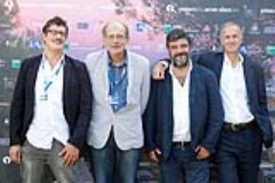 Giuseppe Gabardini, Felice Farina, Francesco Pannofino, Roberto Citran