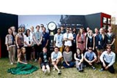 28 Times Cinema' boys and girls with Valeria Golino and Felix van Groeningen