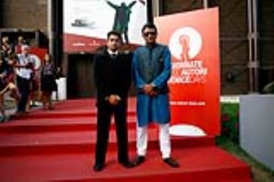 Richie Mehta, Rajesh Taliang