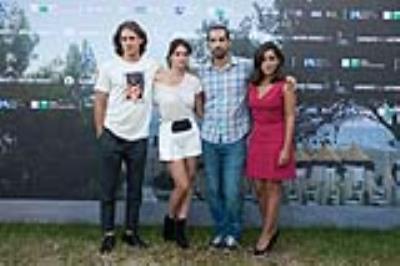 Martín Rivas, Maria Botto, Javier Ruiz Caldera, Inma Cuesta