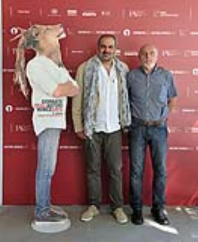ALESSANDRO SCILLITANI, PAOLO RUMIZ